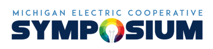 Michigan Electric Cooperative Symposium Logo