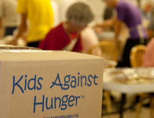 Fight Hunger At Symposium's First Service Project